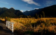 Free Fox Glacier. Westland National Park.NZ Royalty Free Stock Images - 95697519