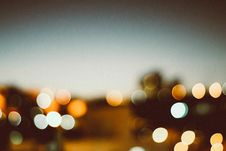 Free Blurred City Lights Royalty Free Stock Photos - 95697628