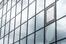 Free Glass Wall Stock Photography - 95697762
