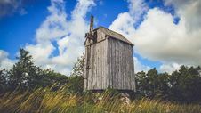 Free Abandoned Agricultural Barn Royalty Free Stock Photo - 95697845