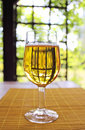 Free Glass Of Golden Beer Stock Image - 9571091