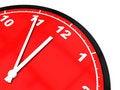 Free Clock Royalty Free Stock Image - 9572586