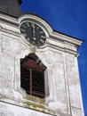 Free The Church Tower Detail Royalty Free Stock Images - 9579909