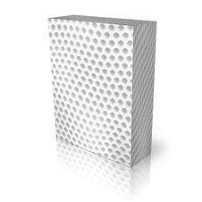Free Blank White Snake Fur Box Template Stock Photo - 9571150