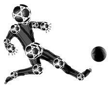 Free Black Mascot Stock Image - 9571301