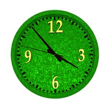 Free Wall Clock Royalty Free Stock Photo - 9571635