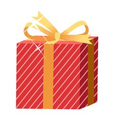 Free Gift Box Royalty Free Stock Photography - 9574767