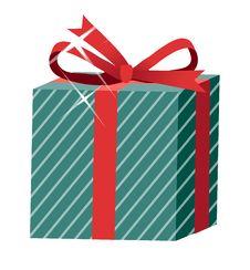 Free Gift Box Stock Photography - 9574802
