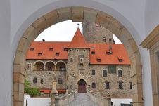 Free Stronghold Bouzov, Czech Stock Photo - 9575910
