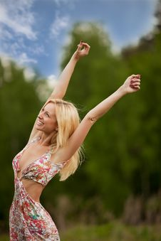 Free Enjoying The Sun Stock Photography - 9576562