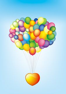 Free Balloon Stock Photography - 9577852