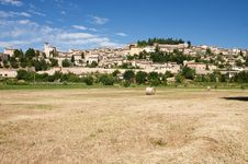 Free Spello, Umbria Royalty Free Stock Photos - 9577998