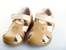 Free Child S Shoes Stock Photography - 9578292