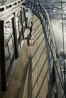 Free Boat Deck Stock Images - 9579604
