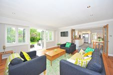 Free Sitting Room Of Modern Open Plan Home Royalty Free Stock Image - 95739976