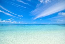 Free Tropical Sea Stock Photography - 95798672