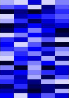 Free Blue Block Background Stock Images - 9580434