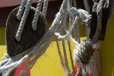 Ropes 02 Royalty Free Stock Images