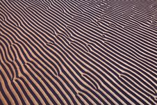 Free Sand Ripples Stock Images - 9581104