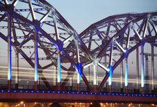 Free Bridge. Royalty Free Stock Photo - 9582295