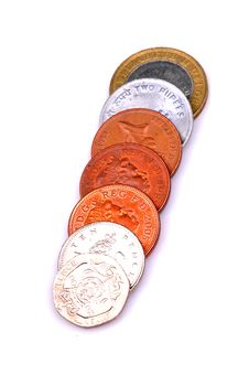 Free Coins Royalty Free Stock Images - 9583609