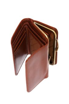 Free Leather Purse Stock Photography - 9585122