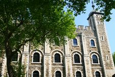 Free Tower Of London Royalty Free Stock Photography - 9586987