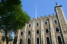 Free Tower Of London Stock Photography - 9587012