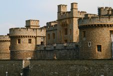Free Tower Of London Royalty Free Stock Image - 9587096