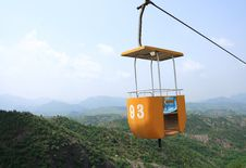 Free Cableway Transport Stock Image - 9589781