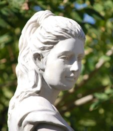 Free Statue, Sculpture, Classical Sculpture, Head Stock Photos - 95823463