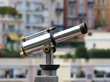 Free Telescope, By Looking, View, Optics Stock Images - 95824254