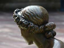 Free Sculpture, Metal, Statue, Bronze Sculpture Stock Image - 95824321