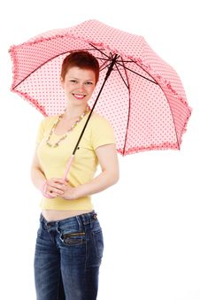 Free Umbrella, Pink, Fashion Accessory, Product Royalty Free Stock Photos - 95824578