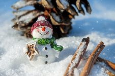 Free Winter, Snow, Snowman, Freezing Royalty Free Stock Photo - 95824945