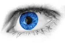 Free Blue, Eye, Eyebrow, Eyelash Stock Photo - 95828100