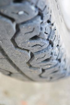 Free Automotive Tire, Close Up, Tire, Tread Stock Photos - 95829933