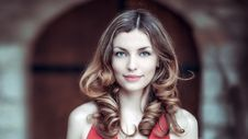 Free Hair, Beauty, Human Hair Color, Girl Stock Image - 95830311