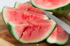 Free Watermelon, Melon, Cucumber Gourd And Melon Family, Citrullus Royalty Free Stock Photography - 95831277