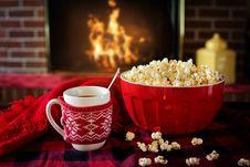 Free Popcorn, Kettle Corn, Tableware, Coffee Cup Royalty Free Stock Image - 95831456