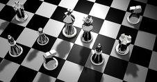 Free Games, Indoor Games And Sports, Board Game, Chess Stock Photo - 95832310