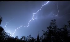 Free Lightning, Thunder, Sky, Thunderstorm Royalty Free Stock Images - 95832609
