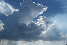 Free Sky, Cloud, Daytime, Cumulus Royalty Free Stock Images - 95836319