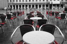 Free Restaurant San Marco Venice Stock Photo - 95868430