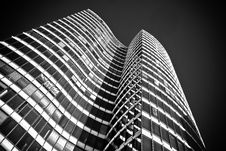 Free Building, Skyscraper, Black And White, Landmark Royalty Free Stock Photography - 95886837