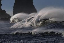 Free Wave, Wind Wave, Ocean, Sea Stock Photo - 95889020