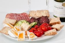 Free Food, Appetizer, Cuisine, Charcuterie Royalty Free Stock Photos - 95899118