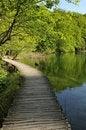 Free Plitvice Lakes Stock Image - 9596541