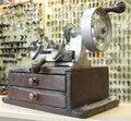 Free Old Manual Key Duplicating Machine Royalty Free Stock Image - 9597916