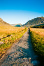 Free Path In The Mountains Royalty Free Stock Photo - 9598755